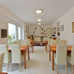 Frühstücksraum - Gästehaus Rabl - Langenlois